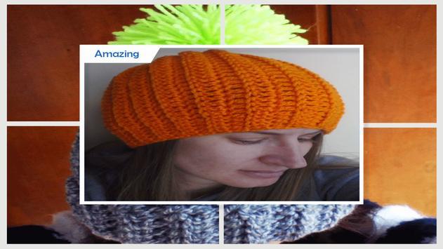 Easy Beginner Crochet Hat Patterns screenshot 4