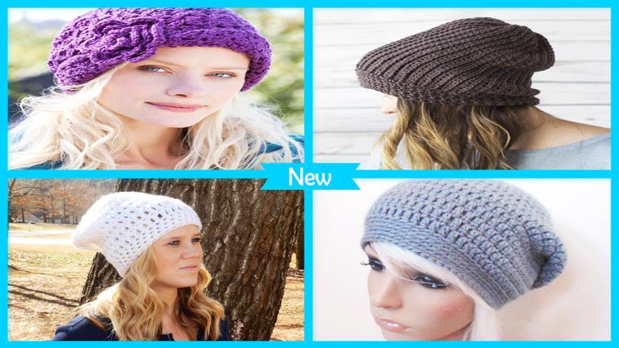 Patrones de sombrero de ganchillo fácil principi Descarga APK ...