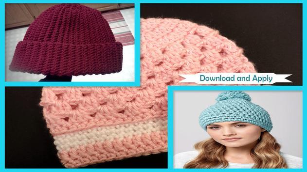 Easy Beginner Crochet Hat Patterns screenshot 2