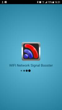 WIFI Network Signal Booster poster
