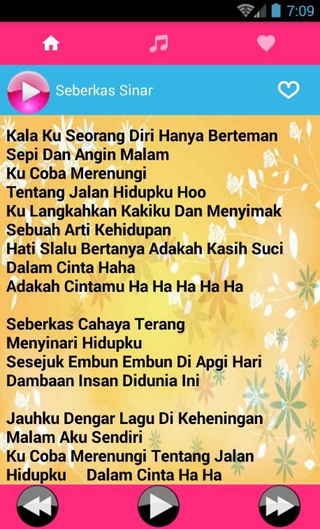 Lagu Lirik Nike Ardilla Lengkap For Android Apk Download