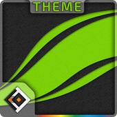Material Abstraction Xperia™ theme icon