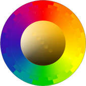 Color Wheely, match colors icon