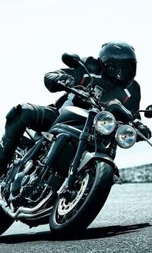 Wallpapers Triumph SpeedTriple poster