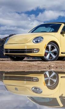 Wallpapers Volkswagen Beetle poster