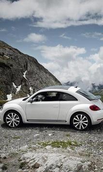 Wallpapers Volkswagen Beetle apk screenshot