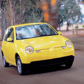 Wallpapers Volkswagen Lupo icon