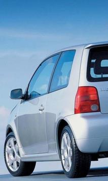 Wallpapers Volkswagen Lupo poster