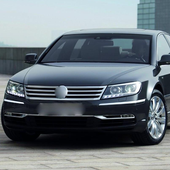 Wallpapers Volkswagen Phaeton icon