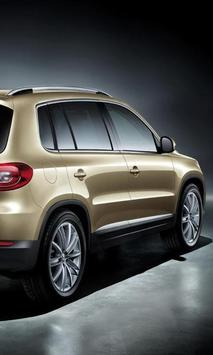 Wallpapers Volkswagen Tiguan poster