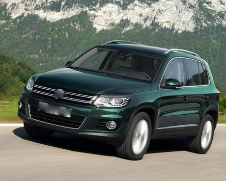 Wallpapers Volkswagen Tiguan apk screenshot
