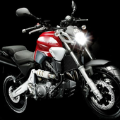 Wallpaper Yamaha MT03 icon