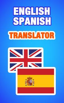 English-Spanish Translator poster