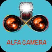 Alpha Camera New icon