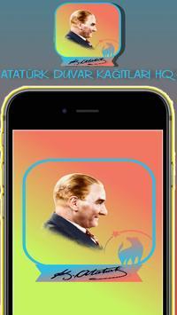 Atatürk Duvar Kağıtları HD (Yeni) poster