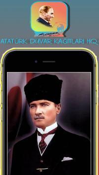 Atatürk Duvar Kağıtları HD (Yeni) apk screenshot