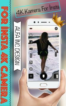4k İnsta for Camera screenshot 3