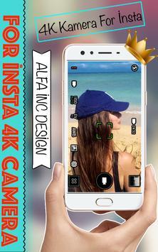 4k İnsta for Camera poster