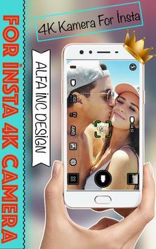 4k İnsta for Camera screenshot 2