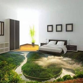 3D floor art apk screenshot