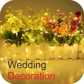 Wedding Decorations world. icon