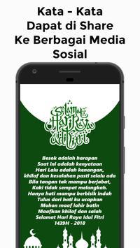 Kata Ucapan Selamat Hari Raya Idul Fitri 2018 For Android Apk
