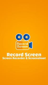 Record Screen Video poster