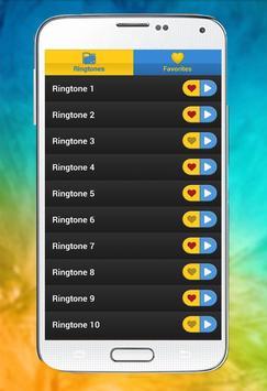 Top Ringtones for Galaxy S6 screenshot 1