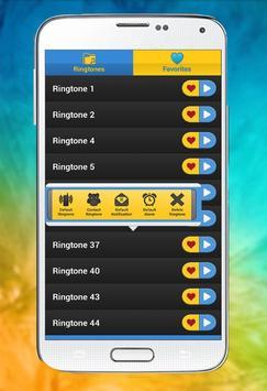 Top Ringtones for Galaxy S6 screenshot 5