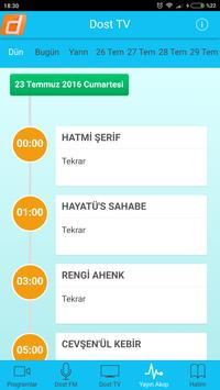 Dost Radyo TV apk screenshot