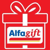 Alfa Gift icon