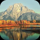 Beautiful Mountain Wallpaper icon