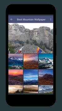 Beautiful Mountain Wallpaper screenshot 1