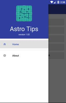 Astro Tips poster