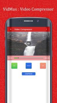 VidMax - Video Editor apk screenshot