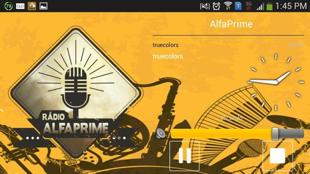 AlfaPrime screenshot 1
