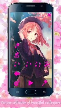 Top Anime Cartoon Girls 1000+ Pictures Daily screenshot 1