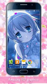 Top Anime Cartoon Girls 1000+ Pictures Daily screenshot 3