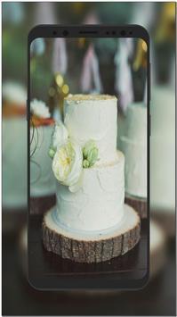 New Wedding Cake Ideas & Wallpaper HD screenshot 4