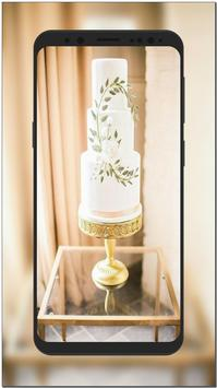 New Wedding Cake Ideas & Wallpaper HD screenshot 2