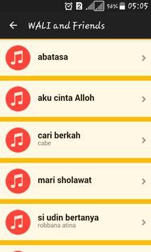 Lagu Religi Terpopuler apk screenshot