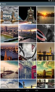 London. Best Wallpaper poster