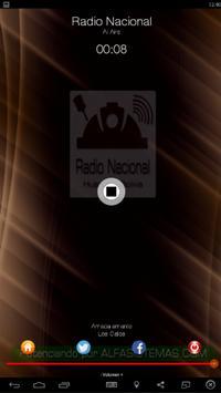 Radio Nacional De Huanuni apk screenshot
