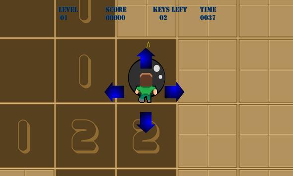 Minefield Escape screenshot 5