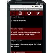 Aporrea Reader icon