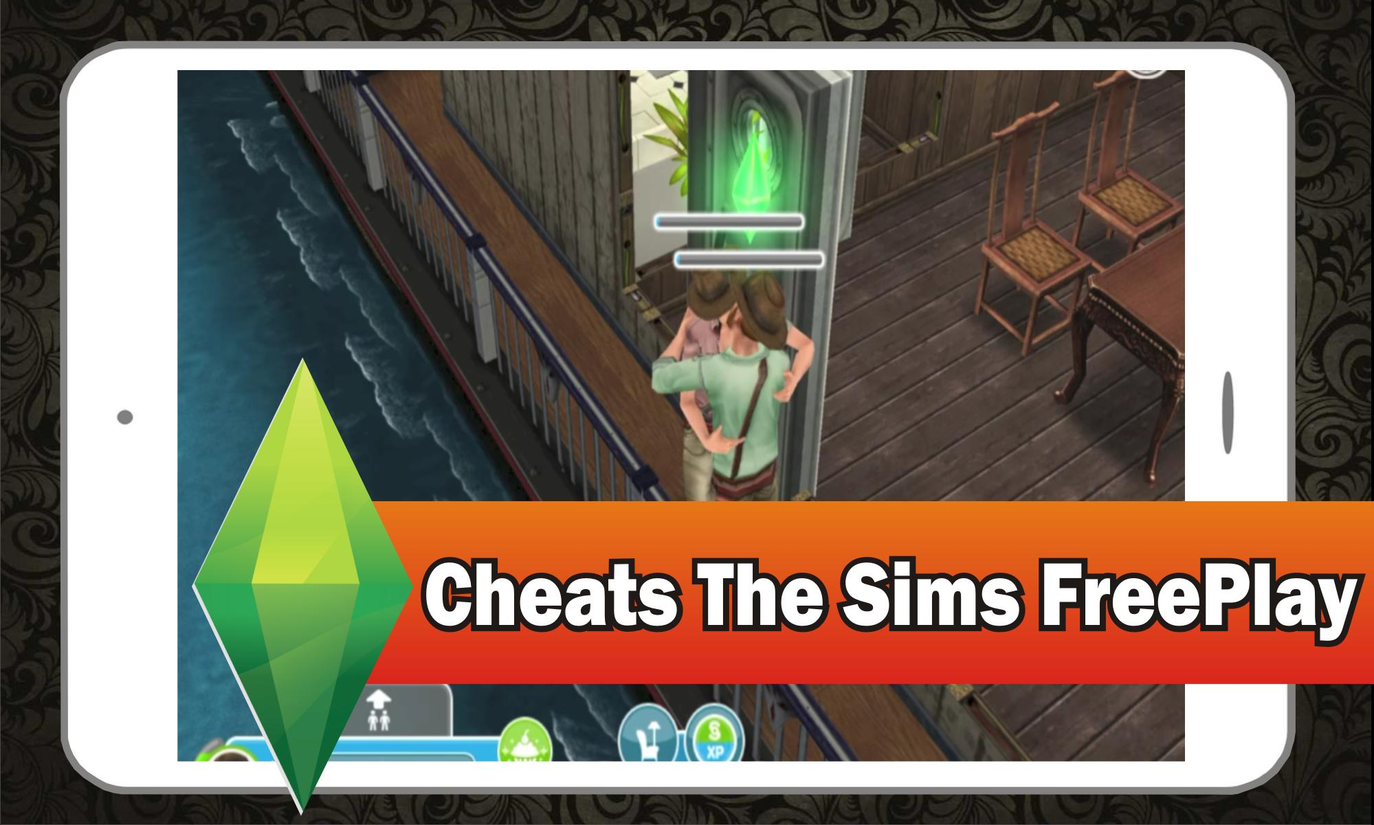 sims freeplay app cheats android