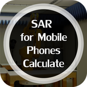 SAR for Mobile Phones icon