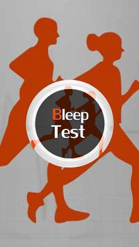 Beep Test Calculator poster