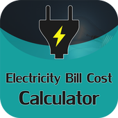 Electricity cost calculator أيقونة