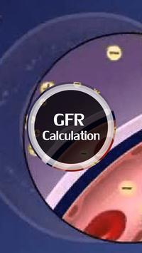 GFR Calculator poster